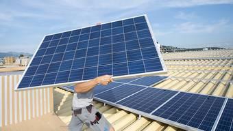 Die EU-Kommission erwartet, dass die Umsetzung der Pariser Klimaziele bis 2030 mehr als eine Million Jobs schaffen wird. (Themenbild)