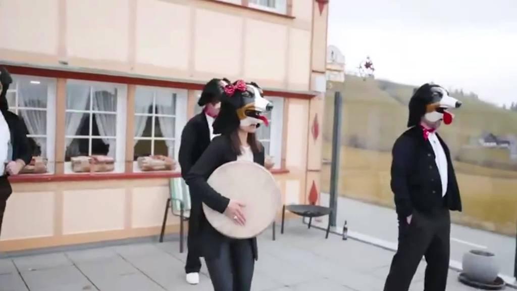Buurebrot-Lied: Appenzeller Restaurant landet viralen Hit