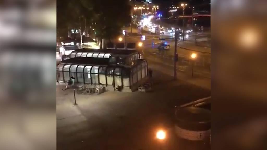 Schüsse vor Wiener Synagoge: Mindestens zwei Tote und mehrere Schwerverletzte