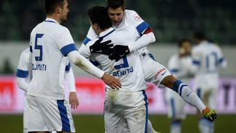 Der FCZ gewann gegen St. Gallen nur knapp