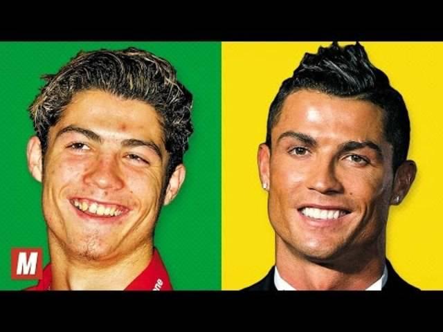 Cristiano Ronaldo: von 2 bis 32 Jahre