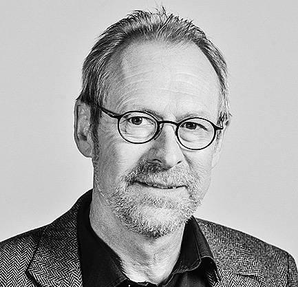 Eddy Schambron, Redaktor Freiamt