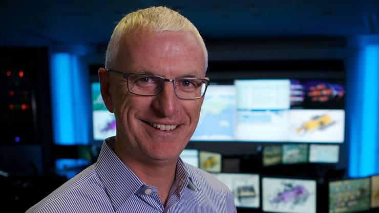 Paul McElhinney: «In den nächsten 25 Jahren werden 7200 zusätzliche Gigawatt benötigt.»