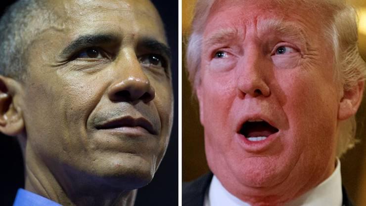 Barack Obama legt seinem Nachfolger noch einige Steine in den Weg.