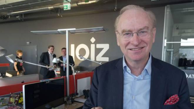 Nach fast 40 Jahren beim Schweizer Fernsehen SRF (u. a. «Karussell», zuletzt «Eco») gründete er 2011 joiz.