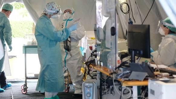 Das Coronavirus erfordert teilweise intensive medizinische Behandlung.