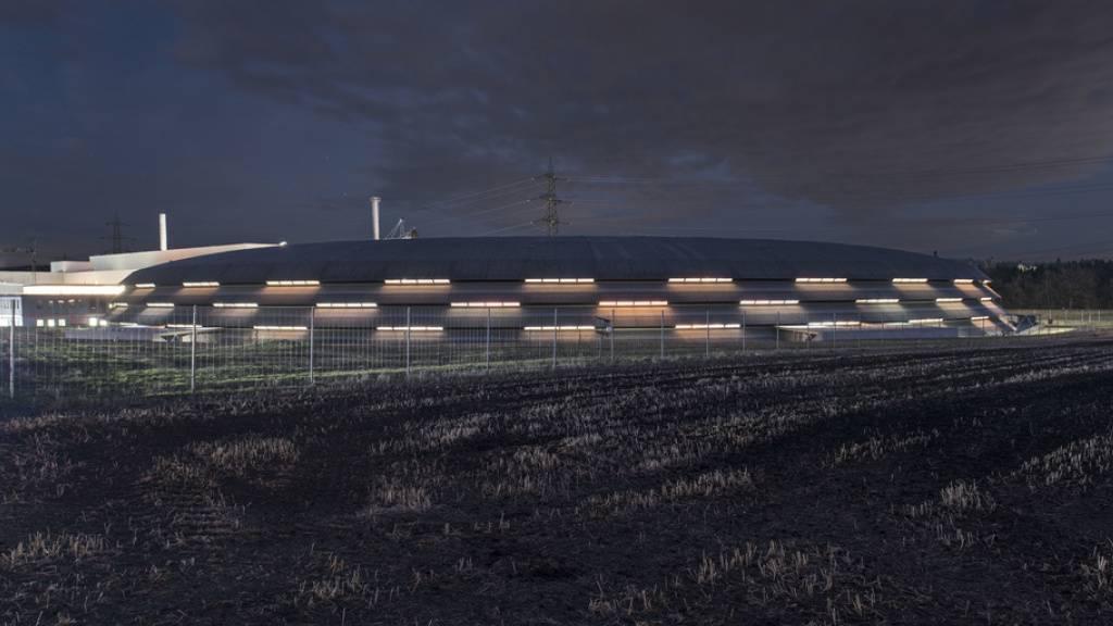 Am Paul Scherrer Institut PSI ist ausgerechnet worden, was alles nötig ist, um die CO2-Emissionen in der Schweiz bis 2050 auf Null zu senken. (Archivbild)