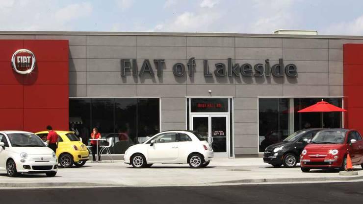 Fiat übernimmt Mehrheit an Chrysler