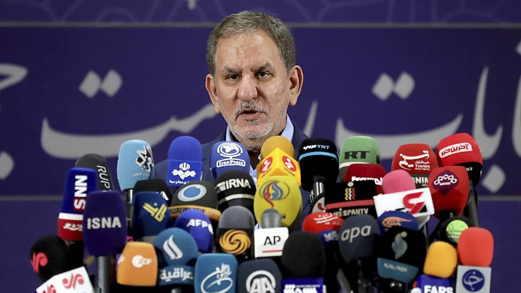 Fast 600 Kandidaten für Präsidentenwahl im Iran