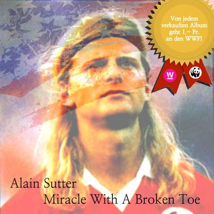 Alain Sutter: «Miracle With A Broken Toe»