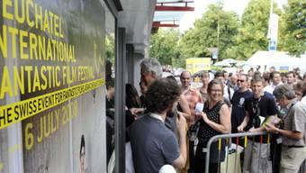 Noch beliebter als im Jahr 2008: Filmfestival NIFFF (Archiv)