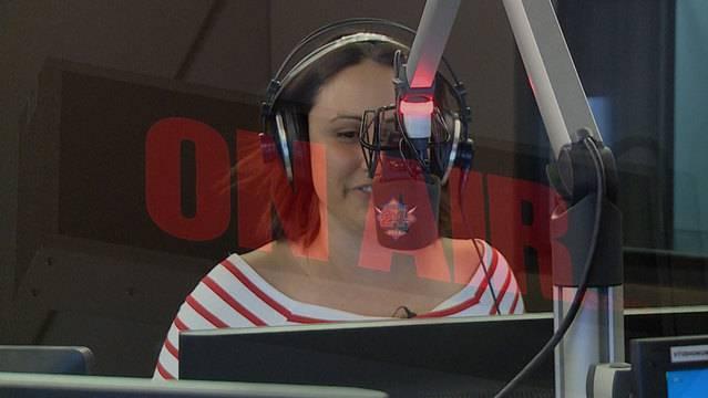 Das Leben als Morgenshow-Moderatorin bei Radio 24