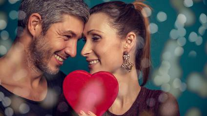 Valentinstag: Gewinne ein Candle-Light-Dinner