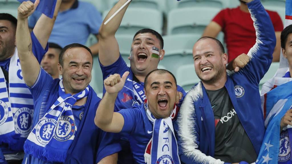 Chelsea ist Europa-League-Sieger