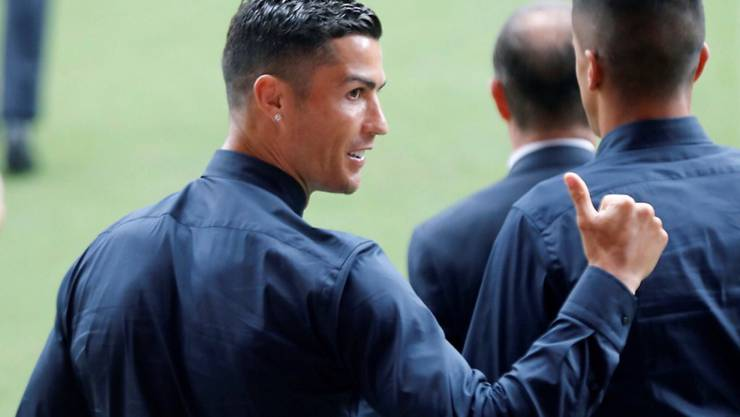 Cristiano Ronaldo will nach seiner Roten Karte in der Champions League Tore sprechen lassen
