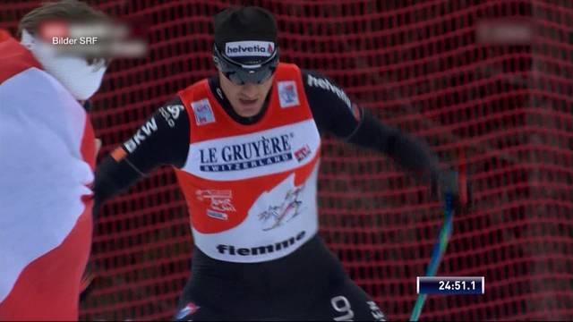 Dario Cologna gewinnt die Tour de Ski