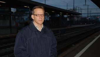 Adrian Riedi: «Ich bin enttäuscht von Regierungsrat Beyeler.» (fh)