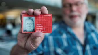 Der neue SwissPass sorgt für Ärger und Unverständnis. Mario Heller