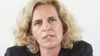 Die Zürcher Sicherheitsvorsteherin Karin Rykart wendet sich in einem Appell an die Stadtbevölkerung. (Archivbild)