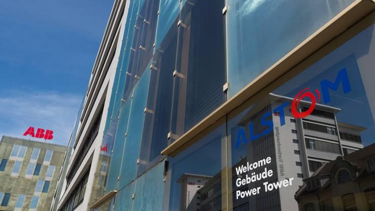 Bei Alstom in Baden ist man zuversichtlich und heisst General Electric willkommen. Alex Spichale
