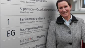 """""""Das Geld sollte nun für rund fünf Jahre reichen"""", sagt Regula Müller, Geschäftsführerin von Benevol Baselland."""