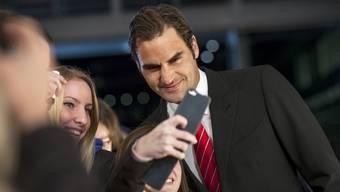 Trotz einem sportlich nicht sehr erfolgreichen Jahr ist Roger Federer für den Titel zum Schweizer Sportler des Jahres nominiert.