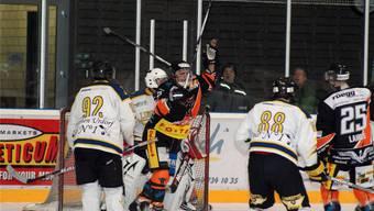Eishockeyderby Urdorf – Limmattal Wings
