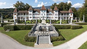 Sobald das Schloss wieder offen ist, sollen die Besucherinnen und Besucher an Sonntagen durch das Haupttor schreiten dürfen.