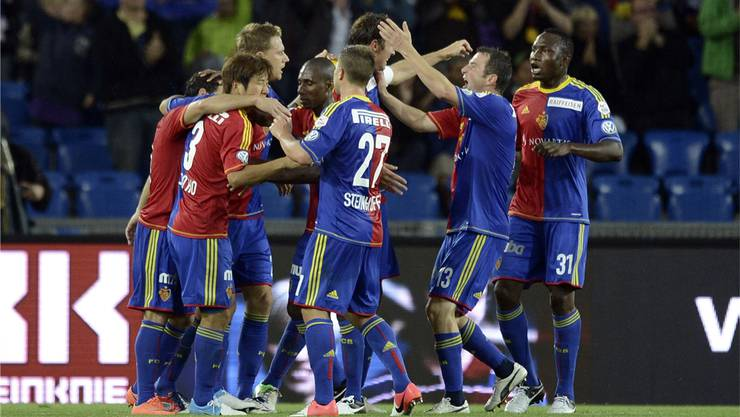 Team des Jahres: FC Basel.