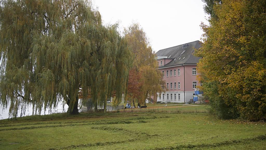 «Haus der Erinnerung» auf dem Friedhof der Klinik Münsterlingen