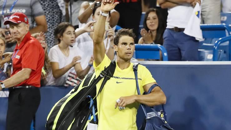 Rafael Nadal ist zurück auf dem Tennis-Thron