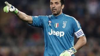 Kehrt wohl zum seinem Klub des Herzens zurück: Goalie-Legende Gianluigi Buffon