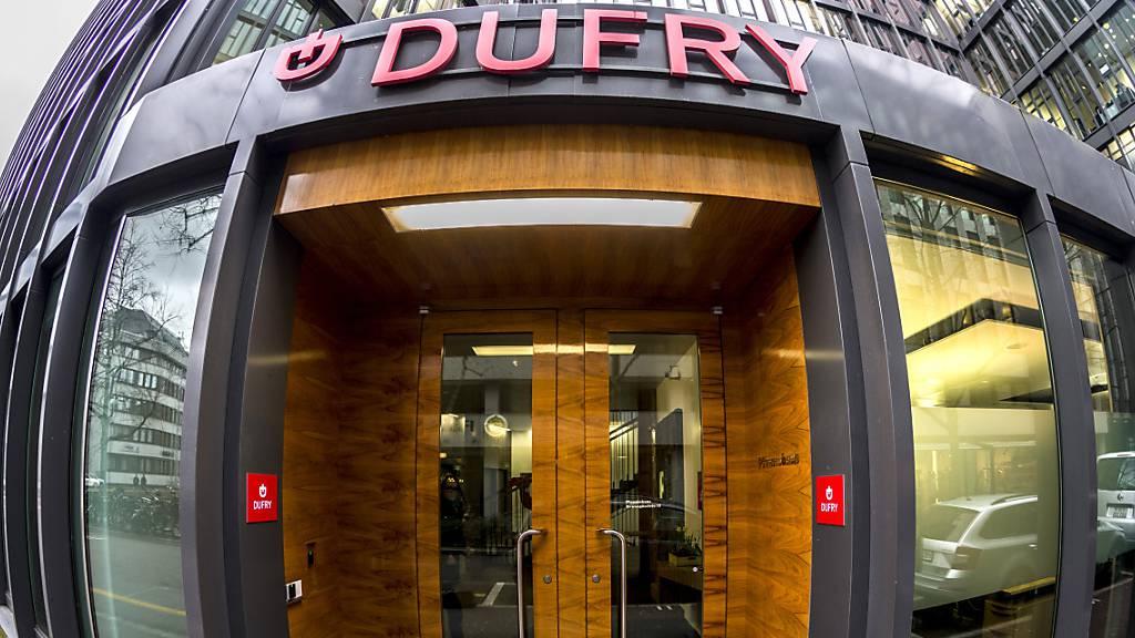 Dufry auch im ersten Quartal stark von der Pandemie betroffen