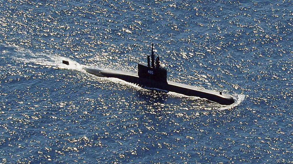 Indonesisches U-Boot wahrscheinlich gesunken - Teile entdeckt