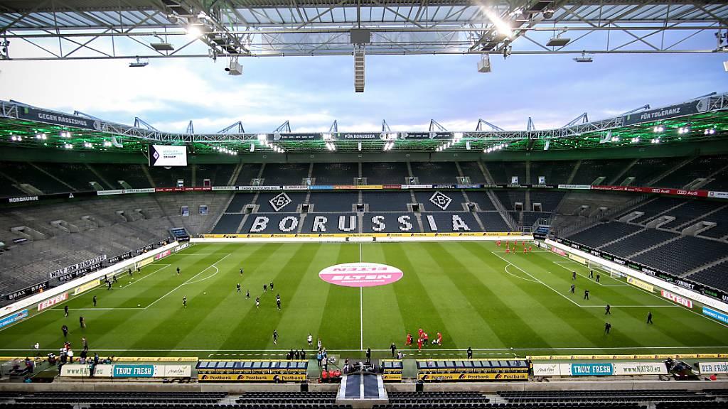 Bundesliga stellt Betrieb doch per sofort ein