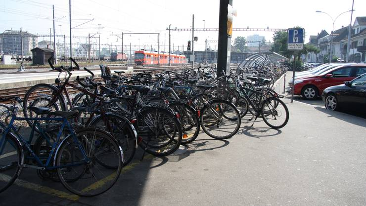 Hier beim Hauptbahnhof Süd sucht der Kanton die Lösung fürs Lehrlingsturnen.