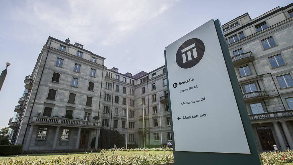 Swiss Re und der Softbank-Konzern haben die Gespräche über einen Einstieg des japanischen Technologie-Investors beim Zürcher Rückversicherer abgebrochen. (Archiv)