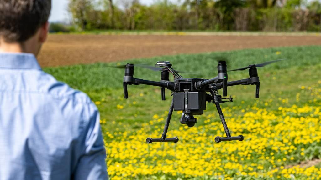 Jede Woche gibt es einen Zwischenfall mit einer Drohne