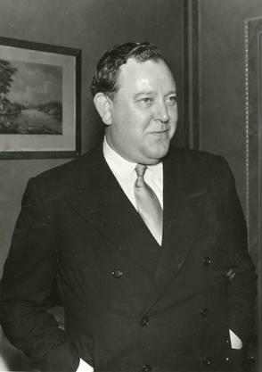 1946 bis 1952: Trygve Halvdan Lie