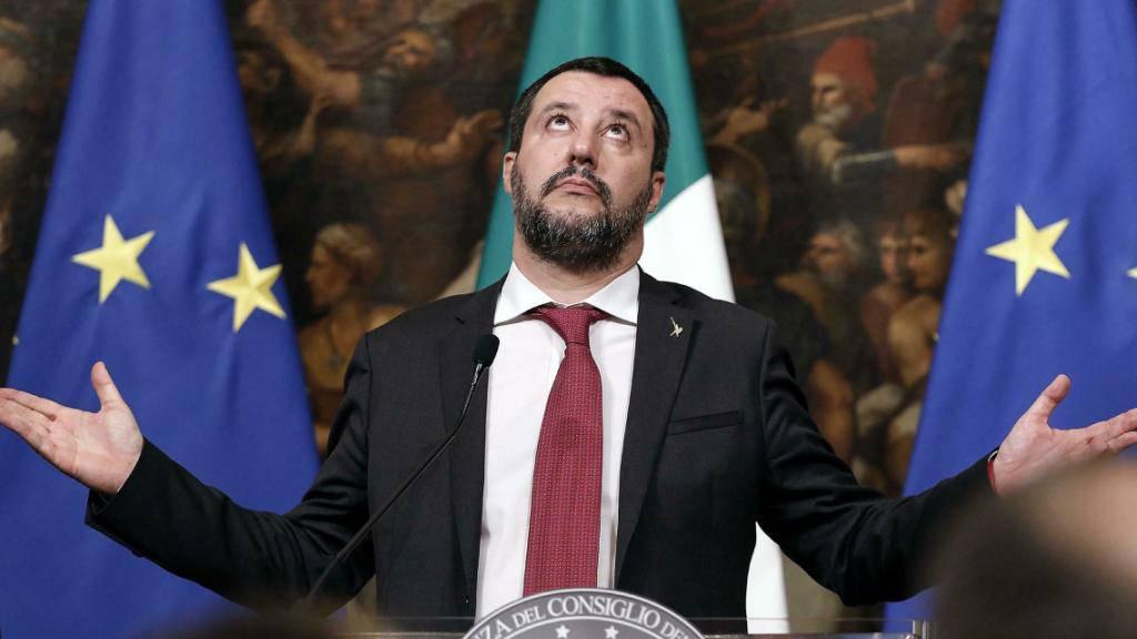 Salvini über Macron: «Ein schrecklicher Präsident»