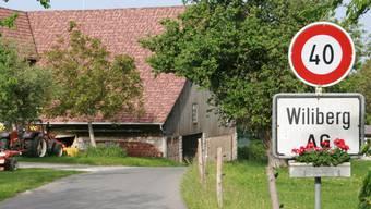 Die Gemeinde Wiliberg muss in Zukunft ohne eigene Schule auskommen.