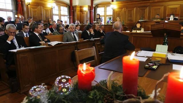Budgetberatungen im Zürcher Kantonsrat