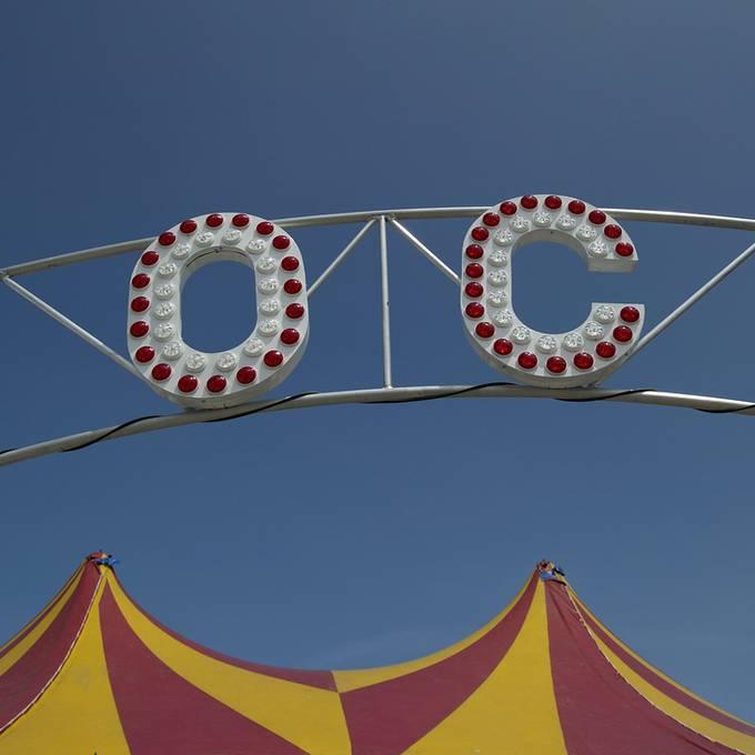 Zirkus Nock gibt auf