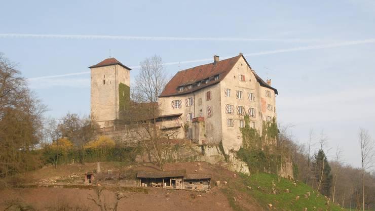 Parkplätze Für Schloss Wildenstein Sind Ok Aber Wo Brugg