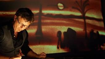 Sandmaler Urs Rudin steht im Finale von «Die grössten Schweizer Talente».