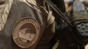 4500 französische Soldaten sind in der sogenannten Operation Barkhane in Mali im Einsatz. (Archivbild)