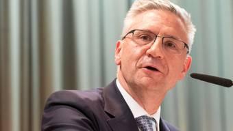 Neuer Präsident der SVP Aargau: Nationalrat Andreas Glarner.