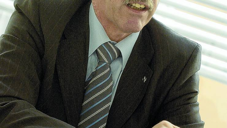 Roland Borer Der SVP-Nationalrat will ins «Stöckli». (Hanspeter Bärtschi)