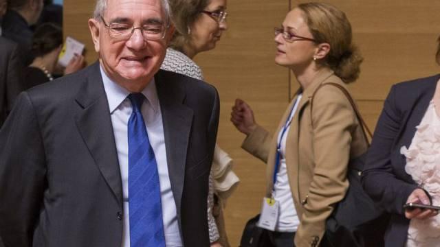 """Aussenminister Machete will """"passenden Moment abwarten"""" (Archiv)"""