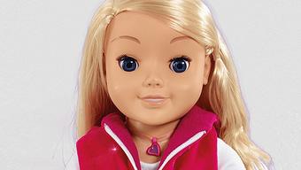 """Betroffen vom Verbot ist erstmals die vernetzte Puppe """"My Friend Cayla"""", deren Sicherheit schon vor Monaten von Konsumentenschützern kritisiert worden war."""